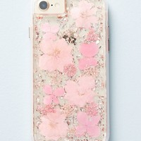 Case-Mate Pressed Petals iPhone 6/6s/7/8 Case