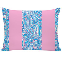 Paisley Printed Bed Set - Pillow Only (matching duvet available)