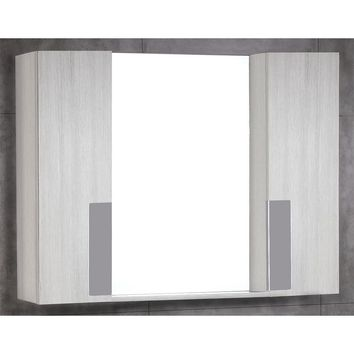 42 in. Mirror cabinet