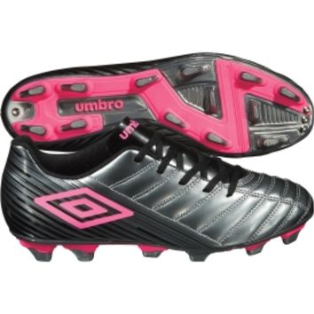 Umbro Women's Decco FG Soccer Cleat - Black/Pink | DICK'S Sporting Goods