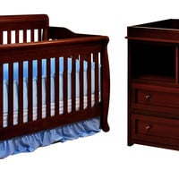 AFG International Furniture Alice Crib Set