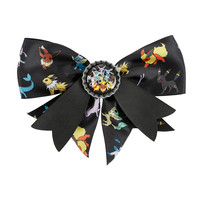 Pokemon Eevee Evolution Cheer Hair Bow