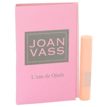 L'eau De Opale by Joan Vass Vial (sample) .10 oz