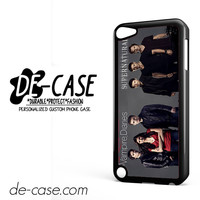Vampire Diaries And Supernatural DEAL-11611 Apple Phonecase Cover For Ipod Touch 5