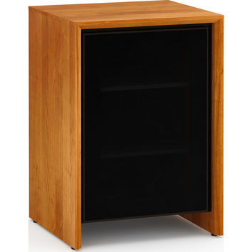 Barcelona Audio Rack Cabinet or TV Stand Natural Cherry