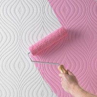 Graham and Brown 17583 Feature Wall Curvy Wallpaper
