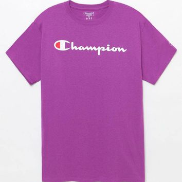 Champion Patriotic Script T-Shirt at PacSun.com