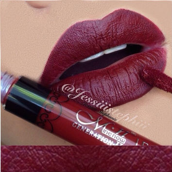 Waterproof Lip Gloss Matte Velvet Long Lasting Lipstick Pencil 33# = 1946281860