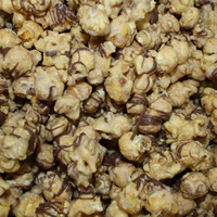 Peanut Butter Chocolate Popcorn