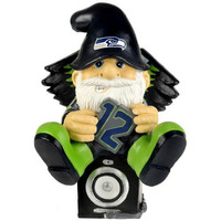 Seattle Seahawks NFL Garden Gnome 11 Thematic  (Second Edition)