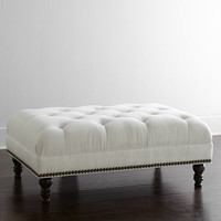 NM EXCLUSIVE Piper Ottoman