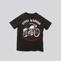 Adventure Bound Distressed Tee - Gypsy Warrior
