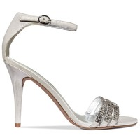 Nine West Sabrinna Ankle Strap Evening Sandals