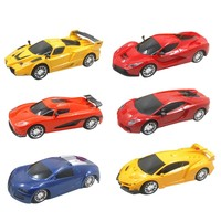 1:24 Scale 2CH RC Car Model Kids Simulation Remote Control Car Toys for Children Christmas Gift Randomly Sent