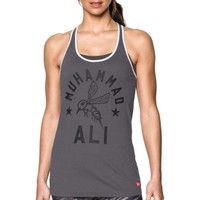 Under Armour Women's Roots Of Fight Muhammad Ali Tank Top