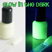 Lumos Glow In The Dark Nail Polish by PopCultureCosmetics on Etsy