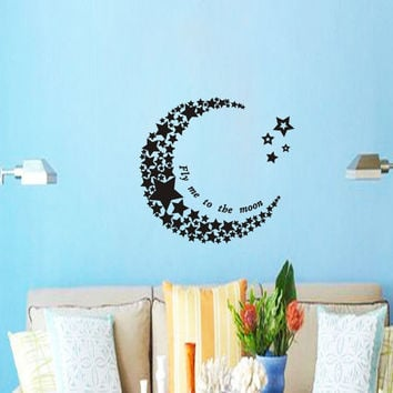 Creative Decoration In House Wall Sticker. = 4798966852