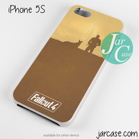 Fallout 4 Video Game Phone case for iPhone 4/4s/5/5c/5s/6/6 plus