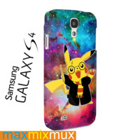 Harry Potter Pikachu Samsung Galaxy Series Full Wrap Cases