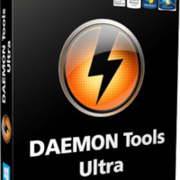 DAEMON Tools Ultra 4.1 Crack & Serial Number Download