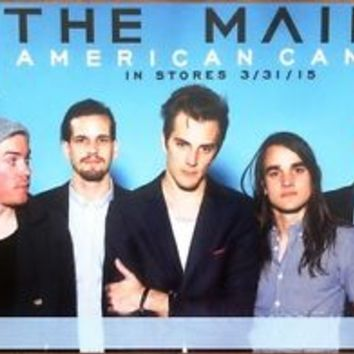 THE MAINE American Candy 2015 Ltd Ed New RARE Poster+FREE Punk Emo Rock Poster
