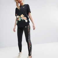 adidas Originals X Farm Jardim T-Shirt & Leggings Set at asos.com