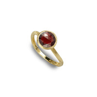 Jaipur Garnet Stackable Ring - Marco Bicego