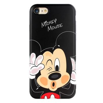 Legend Cartoon Edition Phone Cases For iPhone