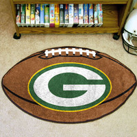 Green Bay Packers Football Mat