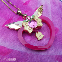 TOKYO MEW MEW Strawberry Bell Upgraded Necklace / Pre-Order