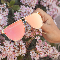 Making Waves Sunglasses - Coral