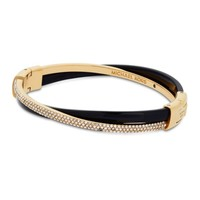 Michael Kors Criss-Cross Hinge Bangle | Bloomingdales's