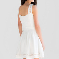 Campbell Solid Dress