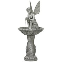 Mara Young Angel Fountain - #3G994 | LampsPlus.com