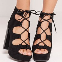 lace up platform sandals - Google Search