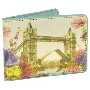Rendezvous London Tower Bridge Card Holder