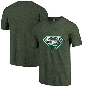 Philadelphia Eagles Superman Logo T-Shirt