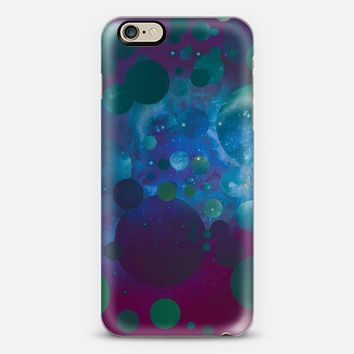 Space bubbles iPhone 6 case by DuckyB | Casetify