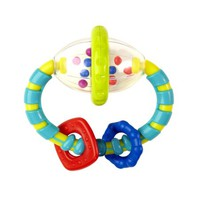 Bright Starts Grab & Spin Rattle Toy - Walmart.com