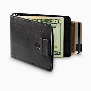 Credit Card Sleeve Holder / Black