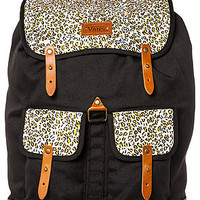 The Gramercy Backpack in Black