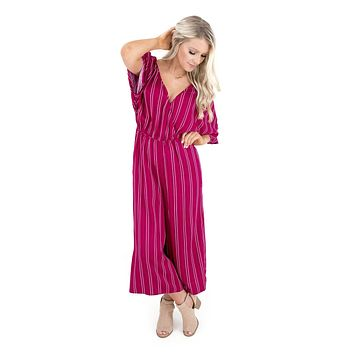 Women's BB Dakota It Takes All Stripes