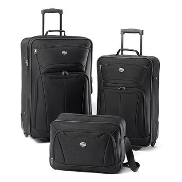 American Tourister Luggage, Fieldbrook II 3-piece Luggage Set