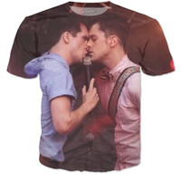 Brendon Urie And Dallon Weekes T-shirt