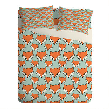Allyson Johnson So Foxy Sheet Set Lightweight