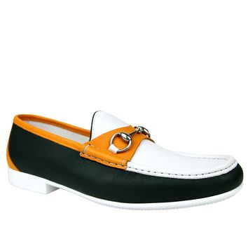 Gucci Horsebit Leather Loafer Moccasin 337060 AYO70