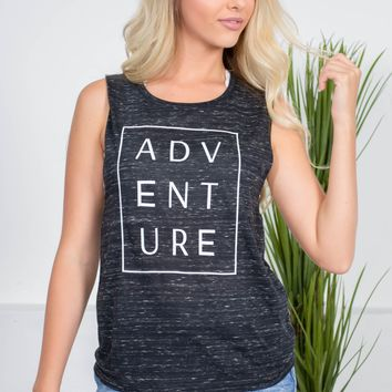 Adventure Graphic Tank | Siloe Original