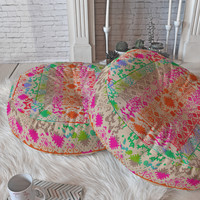 Aimee St Hill Eva Floor Pillow Round