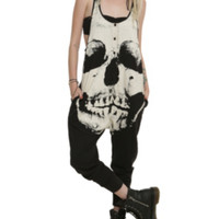Iron Fist Loose Tooth Romper
