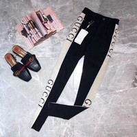 """ Gucci "" leggings Movement trousers"